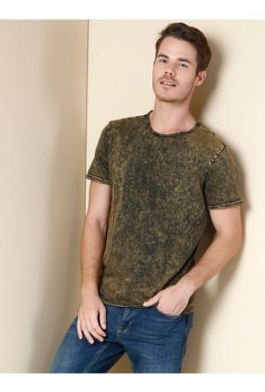 Colin's Safran Erkek Kısa Kollu T-Shirt