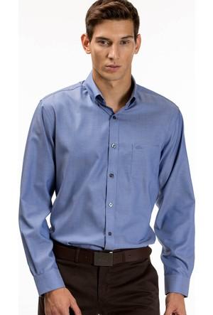 Lacoste Erkek Gömlek Mavi CH9623.TNV