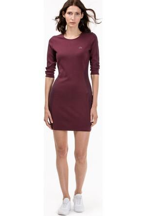 Lacoste Kadın Elbise Bordo EF1805.05F