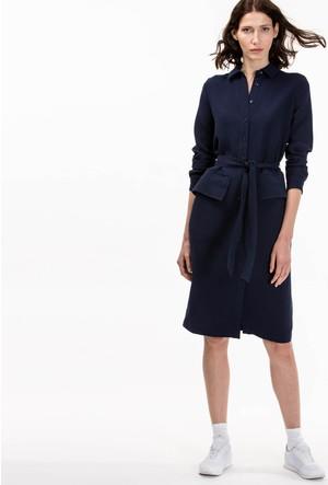 Lacoste Kadın Live Elbise Lacivert EF7311.166