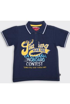 Kanz Erkek Çocuk 123-6951K T-Shirt Kısa Kol