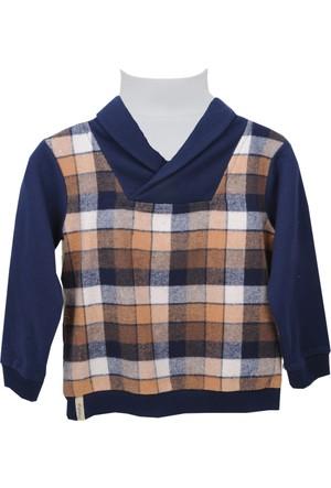 Zeyland Erkek Çocuk Lacivert Sweat Shirt 72M1Nvk64