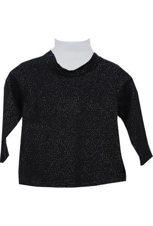 Zeyland Kız Çocuk Siyah Bluz 72M2Krz66