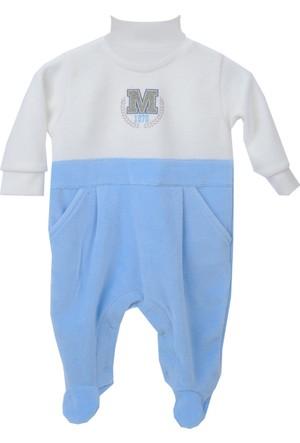 Zeyland Erkek Çocuk Mavi Tulum 72M2Mb1006