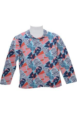 Zeyland Kız Çocuk Desenli Bluz 72M4Grt65