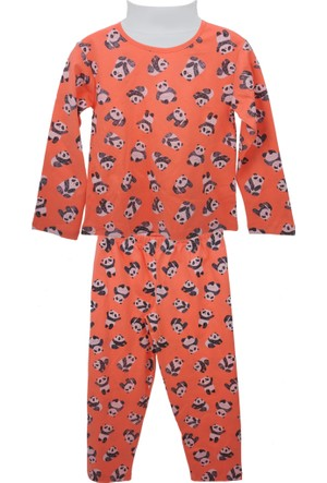 Zeyland Kız Çocuk Desenli Pijama Takım 72Z4Pjm220