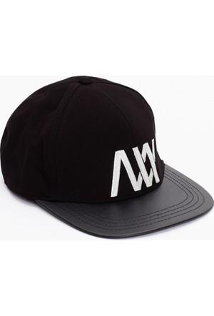 Mavi Erkek Siyah Şapka