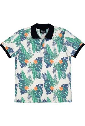 Phazz Brand Tshirt Polo Yaka 4592 Desen 4