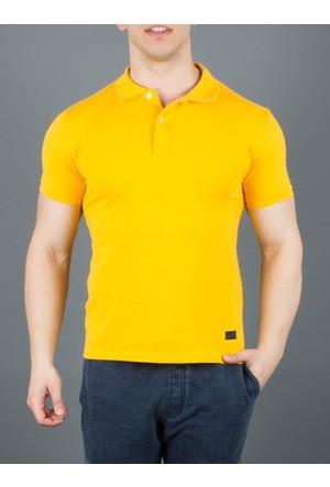 Phazz Brand Polo Yaka 4999 Sarı