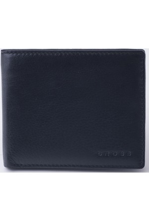 Cross Fv Range Slim Siyah Kredi Kart Cüzdanı Ac068121-1