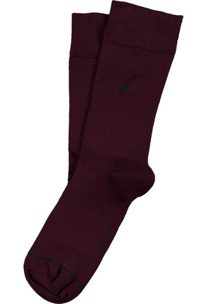 Nautica Erkek Bordo Çorap 31Sm05T.6Sw