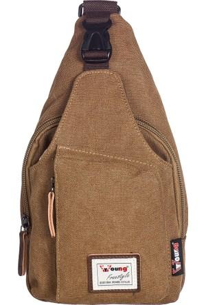 Young Body Bag Yg31037 Kahverengi