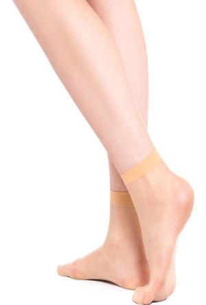 LC Waikiki Kadın Soket Çorap 3'Lü