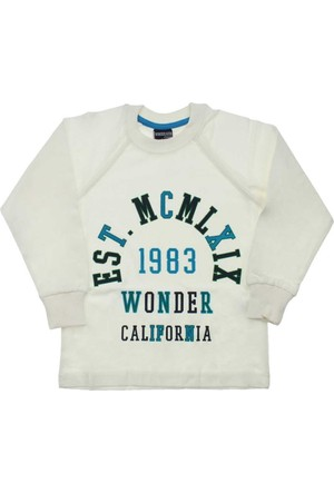 Modakids Wonder Kids Erkek Çocuk Sweatshirt 010-963-028