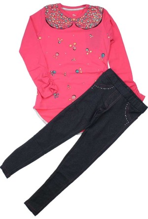 Modakids Wonder Kids Kız Çocuk Eşofman Takım 010-2512-022