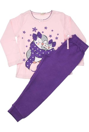 Modakids Wonder Kids Kız Çocuk Pijama Takım 010-4522-021
