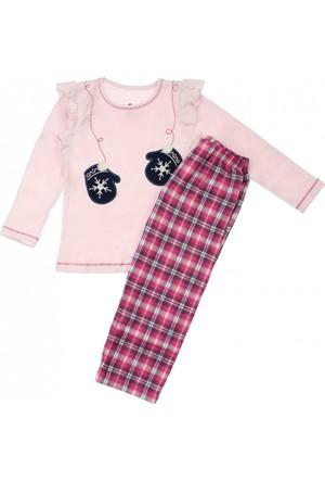 Modakids Wonder Kids Kız Çocuk Pijama Takımı 010-874-021
