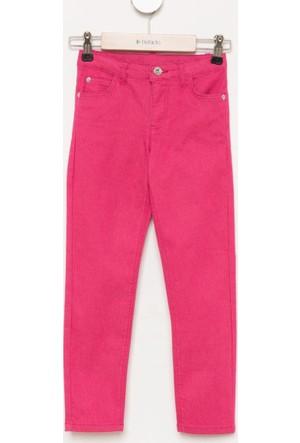 Defacto 5 Cep Kız Çocuk Pantolon H2197A417Aupn129