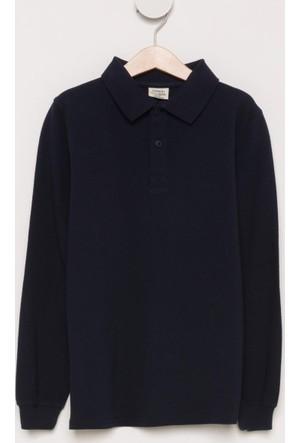 Defacto Genç Erkek Polo Sweat Shirt H1330A617Auın75