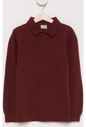 Defacto Genç Erkek Polo Sweat Shirt H1330A617Aubr248