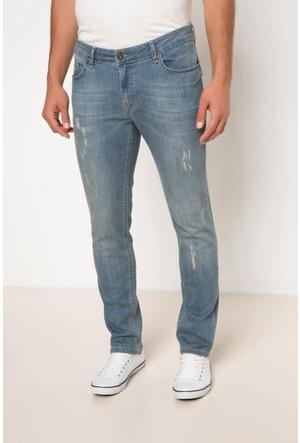 Defacto Pedro Ekstra Slim Denim Pantolon H3966Az17Aunm28