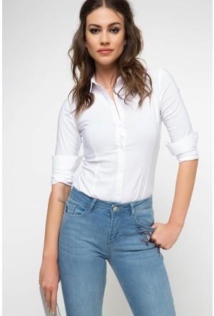 Defacto Basic Gömlek H1414Az17Wnwt34