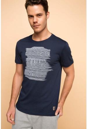 Defacto Baskılı T-Shirt H2630Az17Auın75