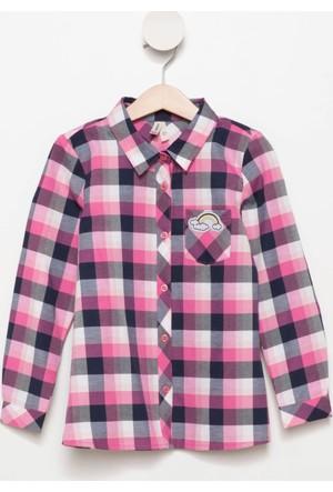 Defacto Ekoseli Kız Çocuk Gömlek H2468A417Aupn160