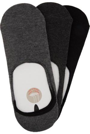 Defacto 3'Lü Kısa Çorap H5355Az17Aunv2