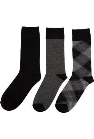 Defacto 3'Lü Çorap H5332Az17Aubk23