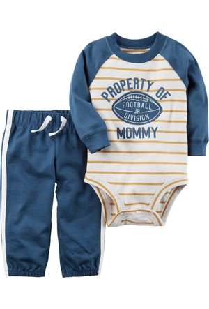 Carter's Erkek Bebek 2'Li Set Bps 121H699