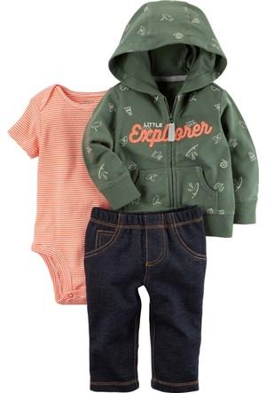 Carter's Erkek Bebek 3'Lü Set Cs 121H637