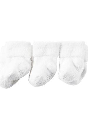 Carter's Kız Bebek 3Lü Çorap 14961