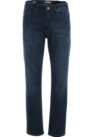 Five Pocket 5 Jeans Erkek Kot Pantolon 7053F385Kıng