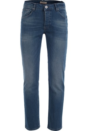 Five Pocket 5 Jeans Erkek Kot Pantolon 7055E755Porto
