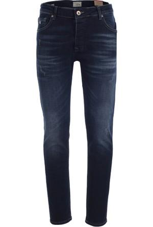 Five Pocket 5 Jeans Erkek Kot Pantolon 7083F678Bartez