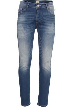 Five Pocket 5 Jeans Erkek Kot Pantolon 7083N767Bartez