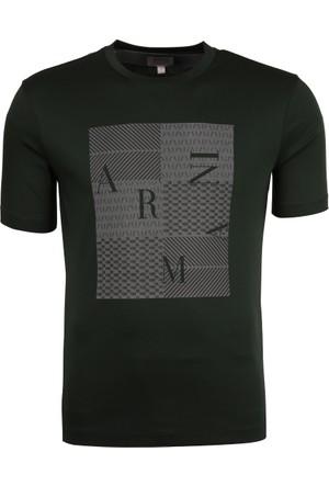 Armani Collezioni Erkek T-Shirt 6Yct53Cjzdz