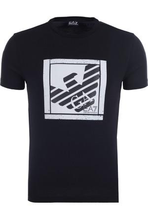 EA7 Erkek T-Shirt 6Ypt98Pj30Z