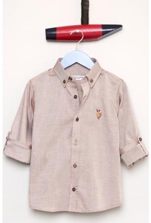 U.S. Polo Assn. Cedcolorkids17K Gömlek