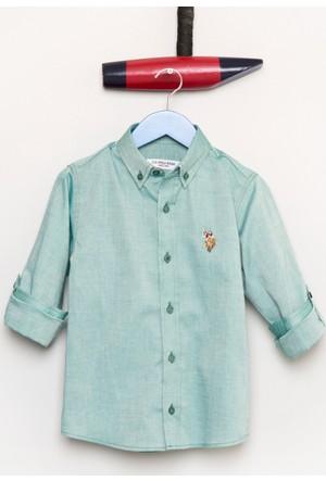 U.S. Polo Assn. Cedcolorkids17K Gömlek Mint