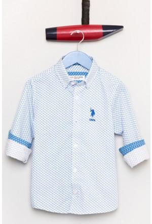 U.S. Polo Assn. Sterrykids Gömlek