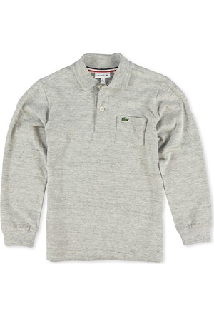 Lacoste Polo Yaka Sweatshirt Dj8569.Cca