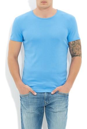 Mavi Havaci Mavi T-Shirt
