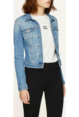 Mavi Kadın Daphne Nolita Jean Ceket