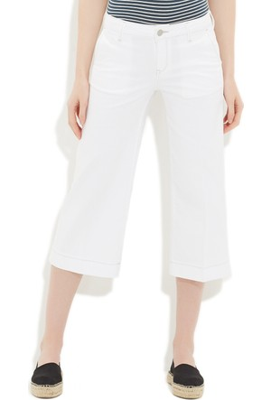 Mavi Viola Beyaz Jean Pantolon