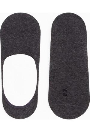 Mavi Gri Çorap