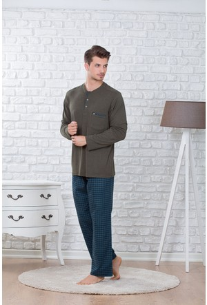 Pelin Erkek Pijama Takım 1291