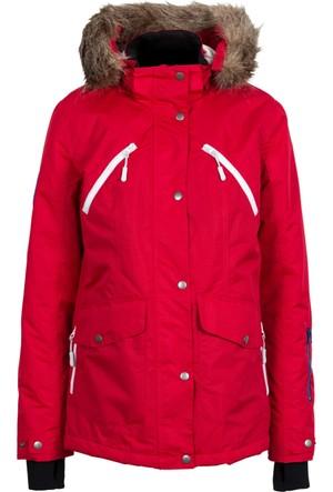 Bpc Bonprix Collection Kırmızı Fonksiyonel Outdoor Mont