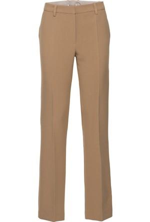 Bodyflirt Kadın Kahverengi Klasik Pantolon